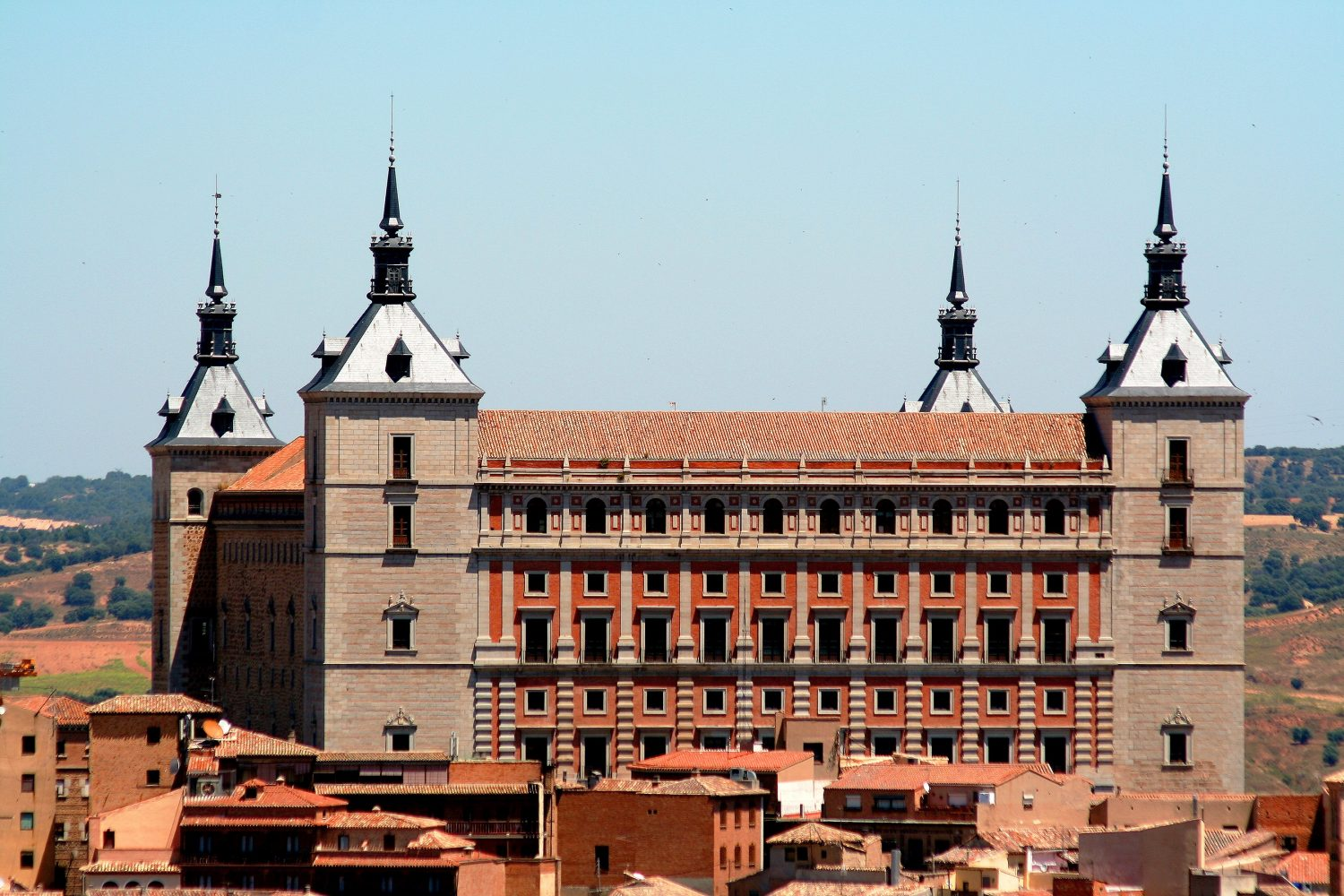 Cycling Spain :: Cycling around Madrid :: Alcalá - Toledo - 21