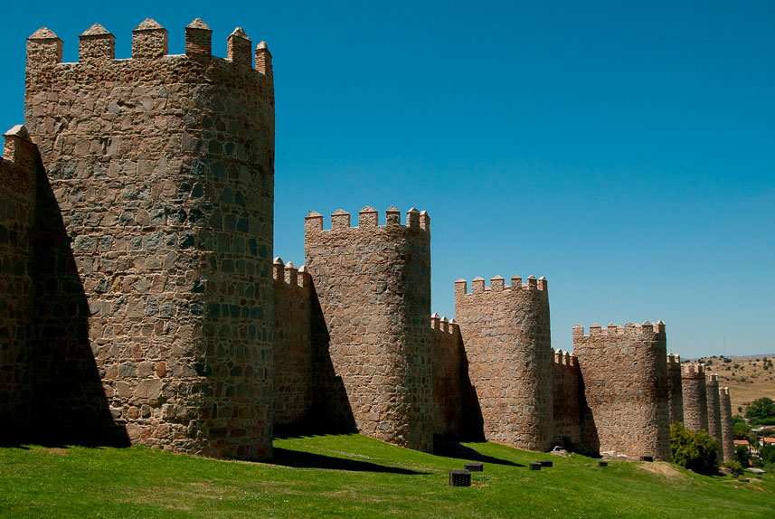 Cycling Spain :: Cycling around Madrid :: Segovia - 9