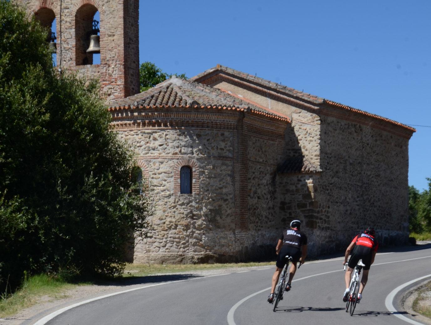 Valle del Lozoya - Tu nivel en bicicleta
