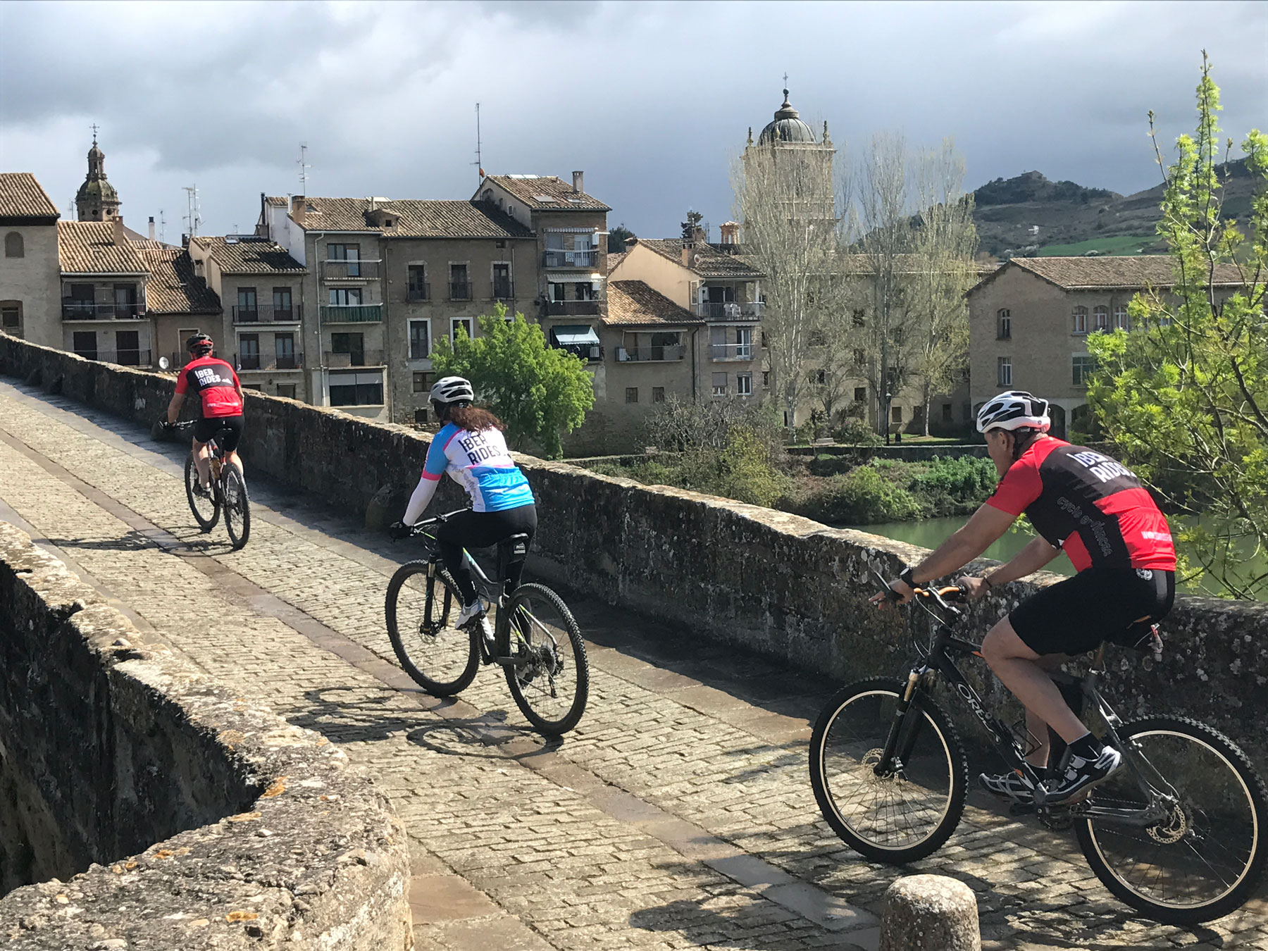 Cycling Spain :: Camino De Santiago - Foto 1